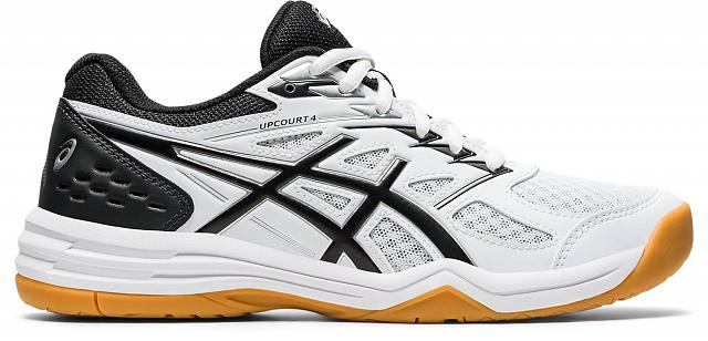 ASICS Upcourt 4 White / Black