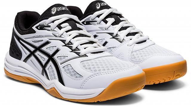 ASICS Upcourt 4 GS White / Black