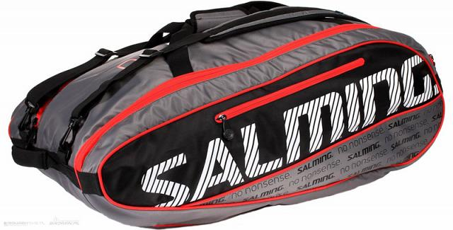 Salming ProTour 12R Racket Bag Black / Red