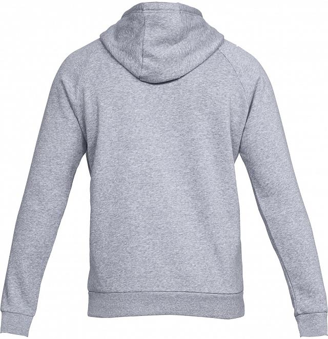 Under Armour Rival Fleece Hoodie Gray
