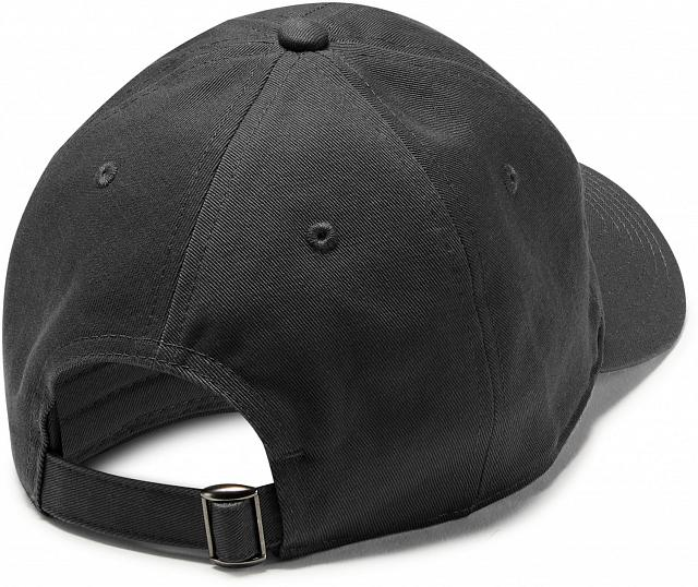 Under Armour Men's Washed Cotton Cap Grey