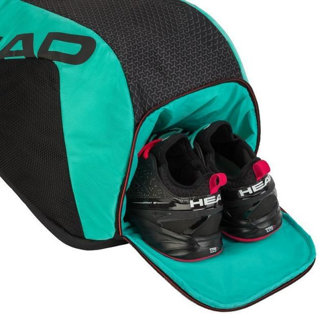 Head Tour Team Backpack Black / Teal