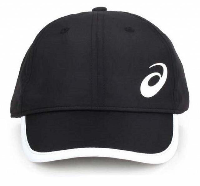 ASICS Performance Cap Black / White
