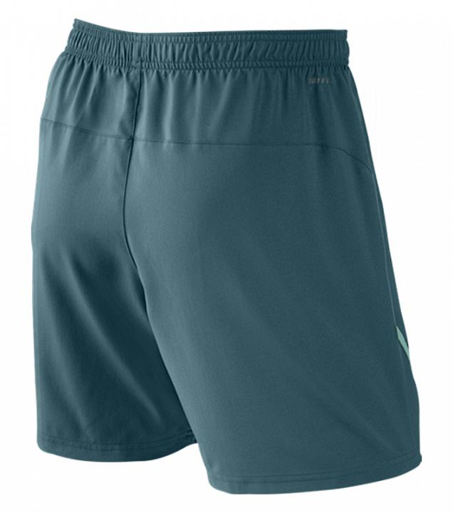 Nike Power 7in Woven Short Turquoise
