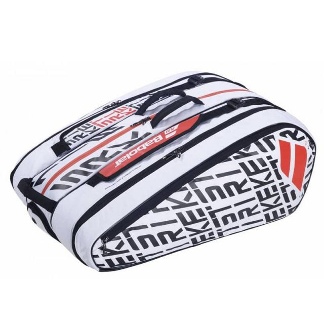 Babolat Thermobag Pure Strike 12R White / Red