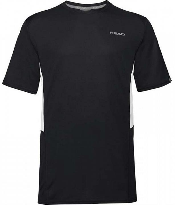 Head Club Tech T-Shirt Black