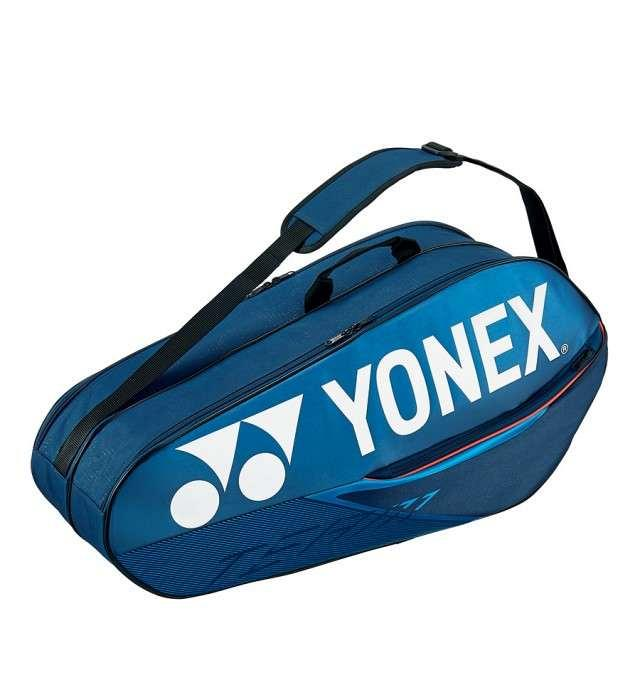 Yonex Team Racquet Bag 6R 42026 Deep Blue