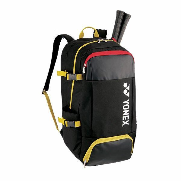Yonex Active Backpack 82012 Black / Yellow