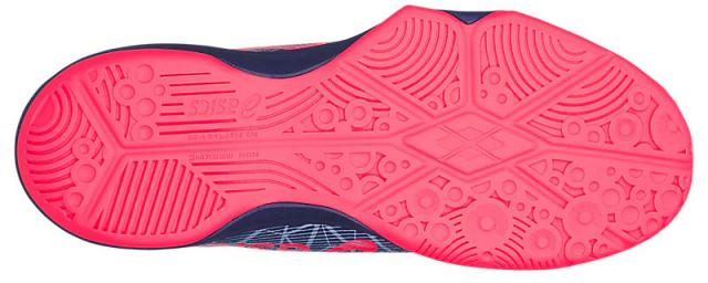 Asics Gel-Fastball 3 Soft Sky / Diva Pink