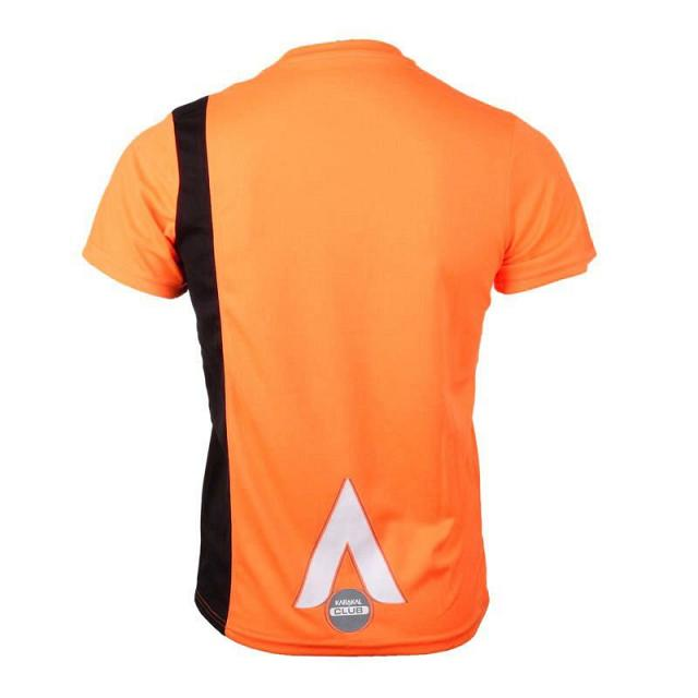 Karakal Club Tee Orange / Black