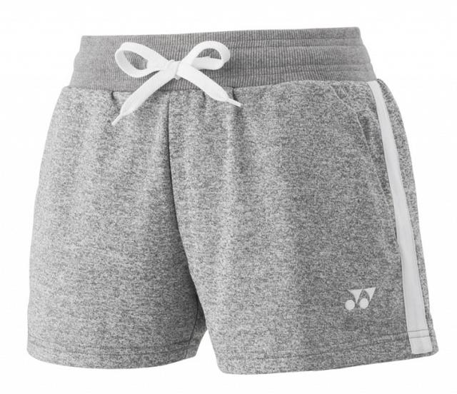 Yonex Sweat Shorts Ladies 0015 Gray