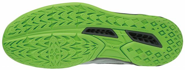 Mizuno Thunder Blade 2 High Rise / Green Gecko