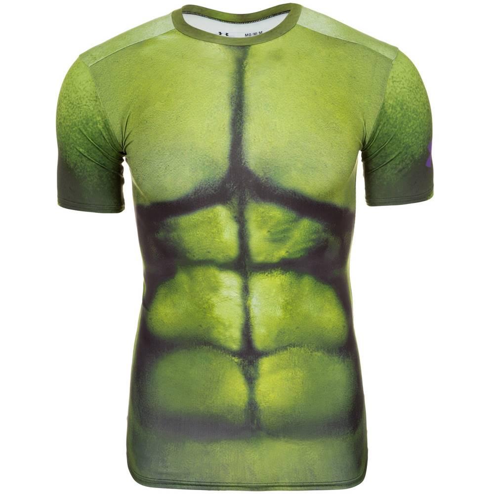Under armour hulk compression ubrania m skie do squasha for Hulk under armour compression shirt