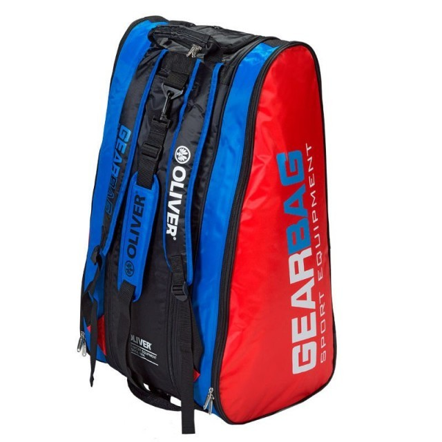 Oliver GEARBAG Red / Blue