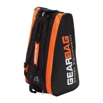 Oliver Gearbag 12R Black / Orange