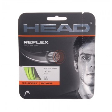 Head Reflex Squash 1.30 Yellow