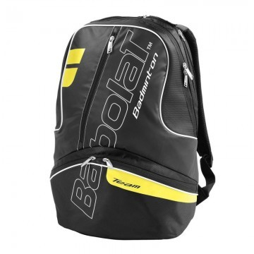 Babolat Team Line Backpack 135315 Black / Yellow