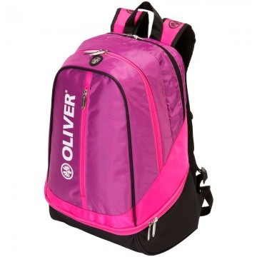 Oliver Backpack Lila / Pink