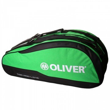 Oliver Top Pro Racketbag 6R Green / Black