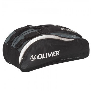 Oliver Top Pro Racketbag 6R Black / White