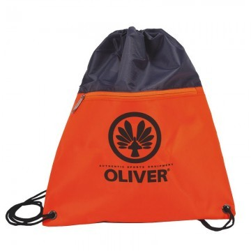 Oliver Gym Sack Grey / Orange