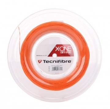 Tecnifibre X-ONE 1,18 Squash Orange Rolka