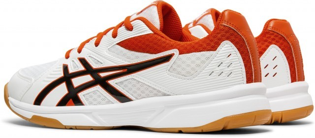 ASICS Upcourt 3 White / Black