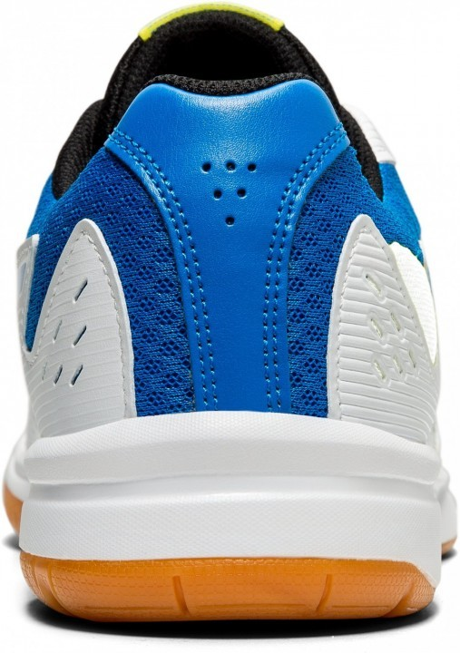 ASICS Upcourt 3 White / Electric Blue