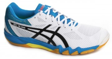 ASICS Gel-Blade 7 White / Black