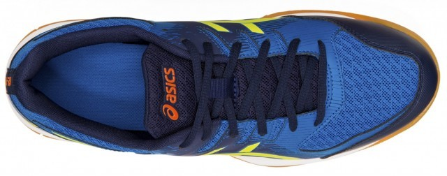 ASICS Gel-Rocket 9 Blue / Sour Yuzu