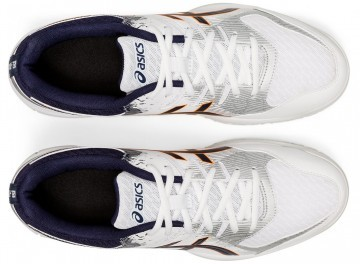 ASICS Gel-Rocket 9 White / Peacoat