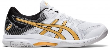 ASICS Gel-Rocket 9 White / Pure Gold