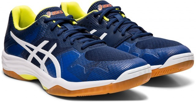 ASICS Gel-Tactic 2 Blue / White