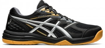 ASICS Upcourt 4 Black / Pure Silver
