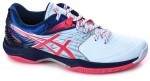 Asics Blast FF White/Blue buty do squasha damskie