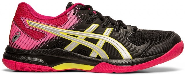 ASICS Gel-Rocket 9 Black / Silver