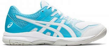 ASICS Gel-Rocket 9 White / Aquarium
