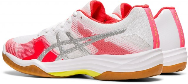 ASICS Gel-Tactic 2 White / SIlver