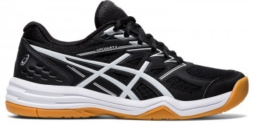 ASICS Upcourt 4 Black / White