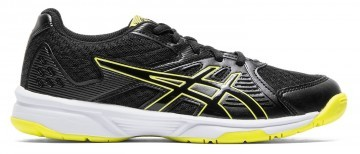 ASICS Upcourt 3 GS Black / Sour Yuzu