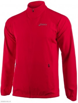 Asics Woven Jacket 0904 Red