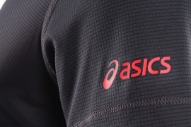 Asics Graphic SS Top 0779 GREY