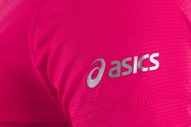 Asics Graphic SS Top 6016 pink