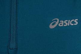 bluza damska Asics Ess Winter 1/2 Zip Blue 8123 Blue