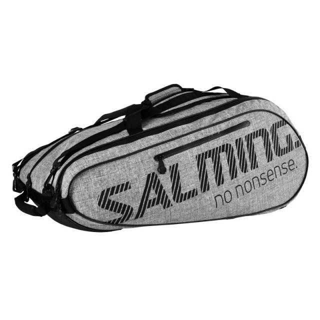 Salming Tour 9R Racket Bag Grey