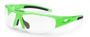 Salming Protec Eyewear V1 Junior Zielony