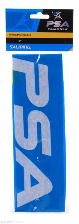 Salming PSA Headband 7cm Blue