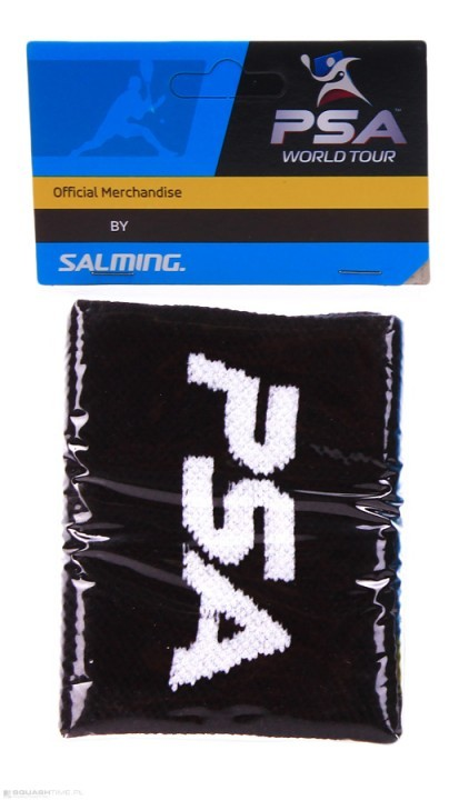 Salming PSA Wristband Mid Black