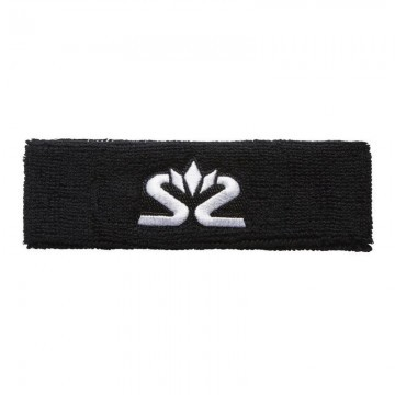 Salming Knitted Headband Black / White