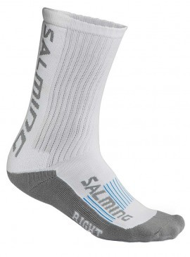 Salming 365 Advanced Indor Sock Białe